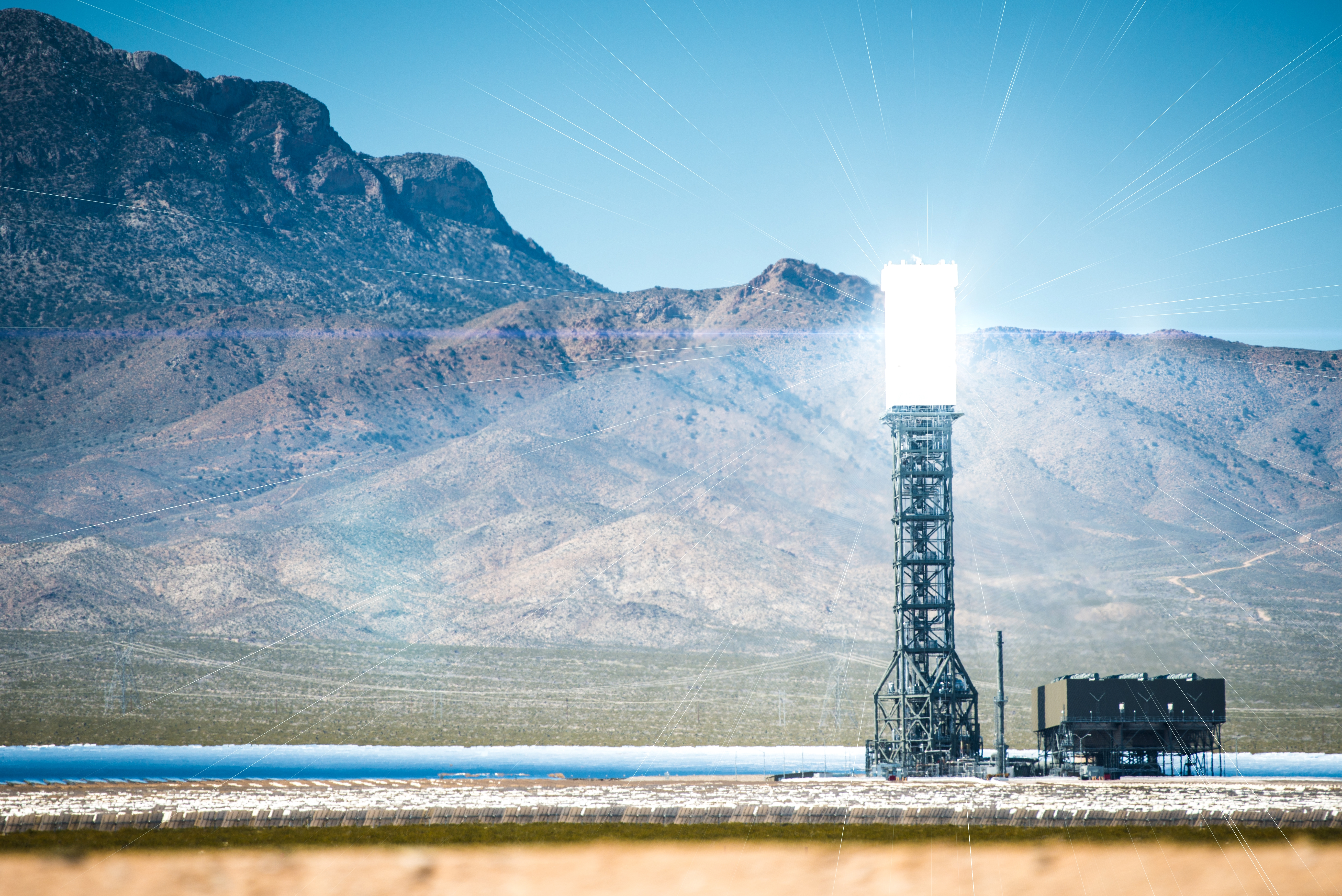 ACCIONA participates in the PHOTON project to optimise tower solar thermal power plants