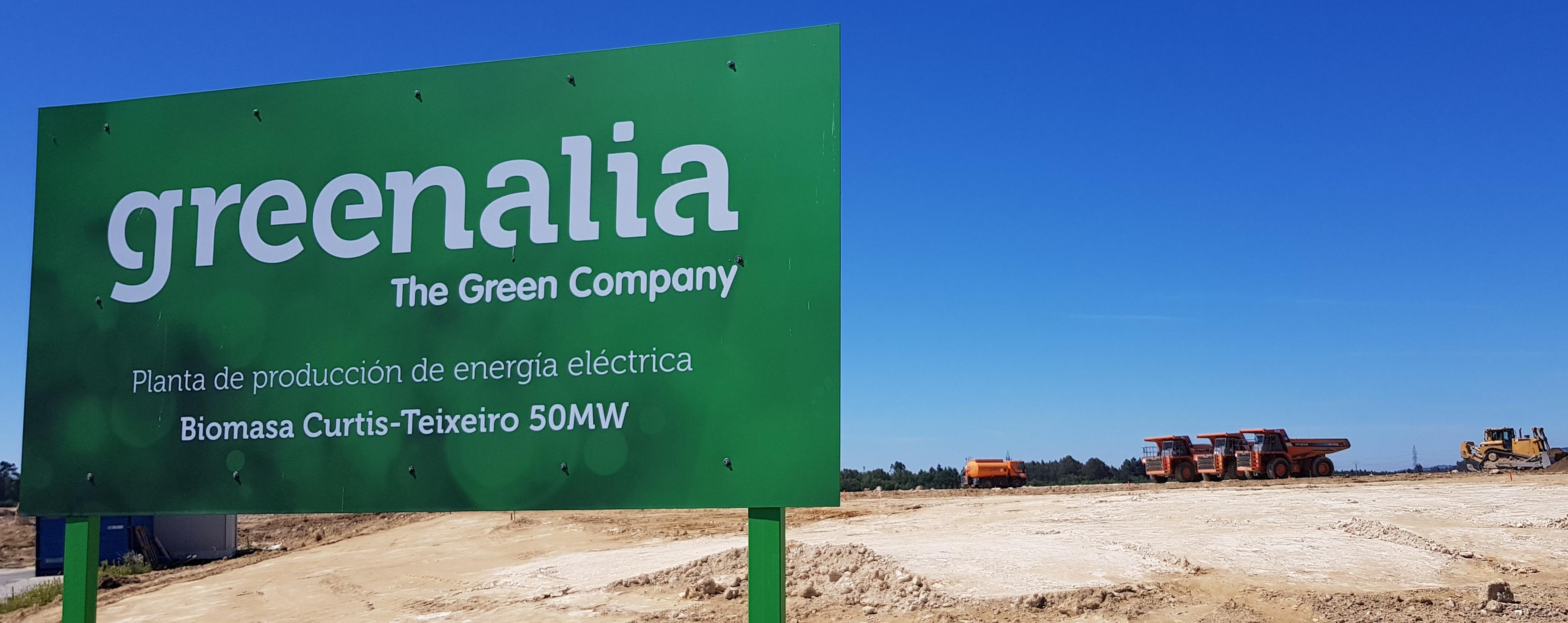 ACCIONA Industrial and IMASA to build and maintain Greenalia