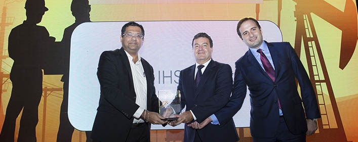 "Shuqaiq 3 desalination plant receives the ""Utilities Project of the Year"" award"