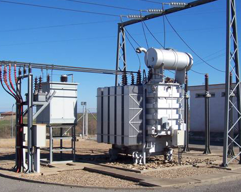 TETRA PAK ELECTRICAL SUBSTATION